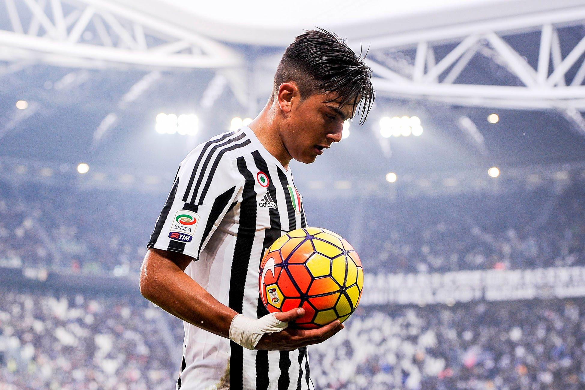 Paulo Dybala - Số 10 mới của Juventus.