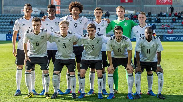 Bảng B U20 World Cup: Mỏ vàng Đức - Mexico, ẩn số Vanuatu - Bóng Đá