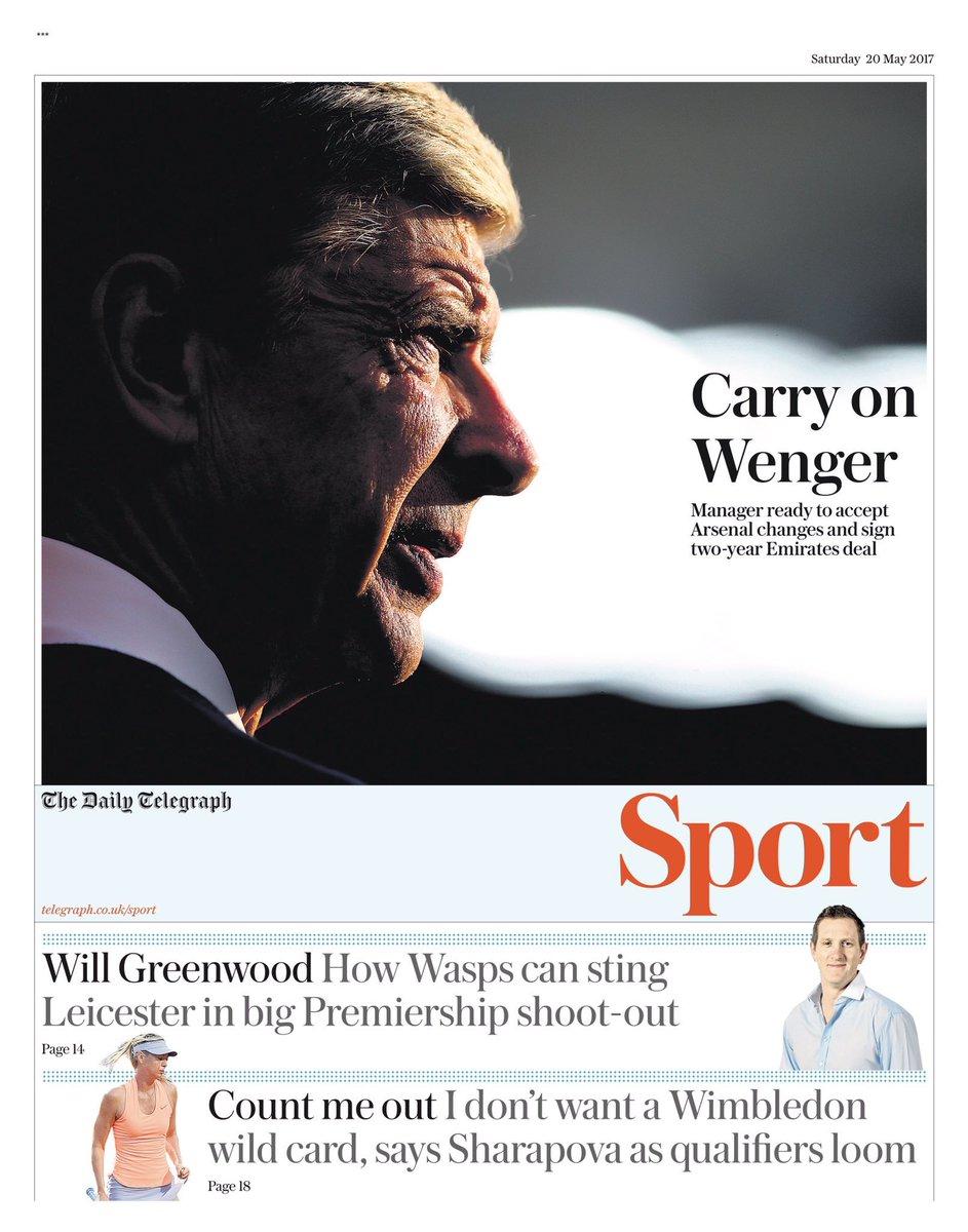 BẤT NGỜ: Wenger nhượng bộ, ký hợp đồng 2 năm - Bóng Đá