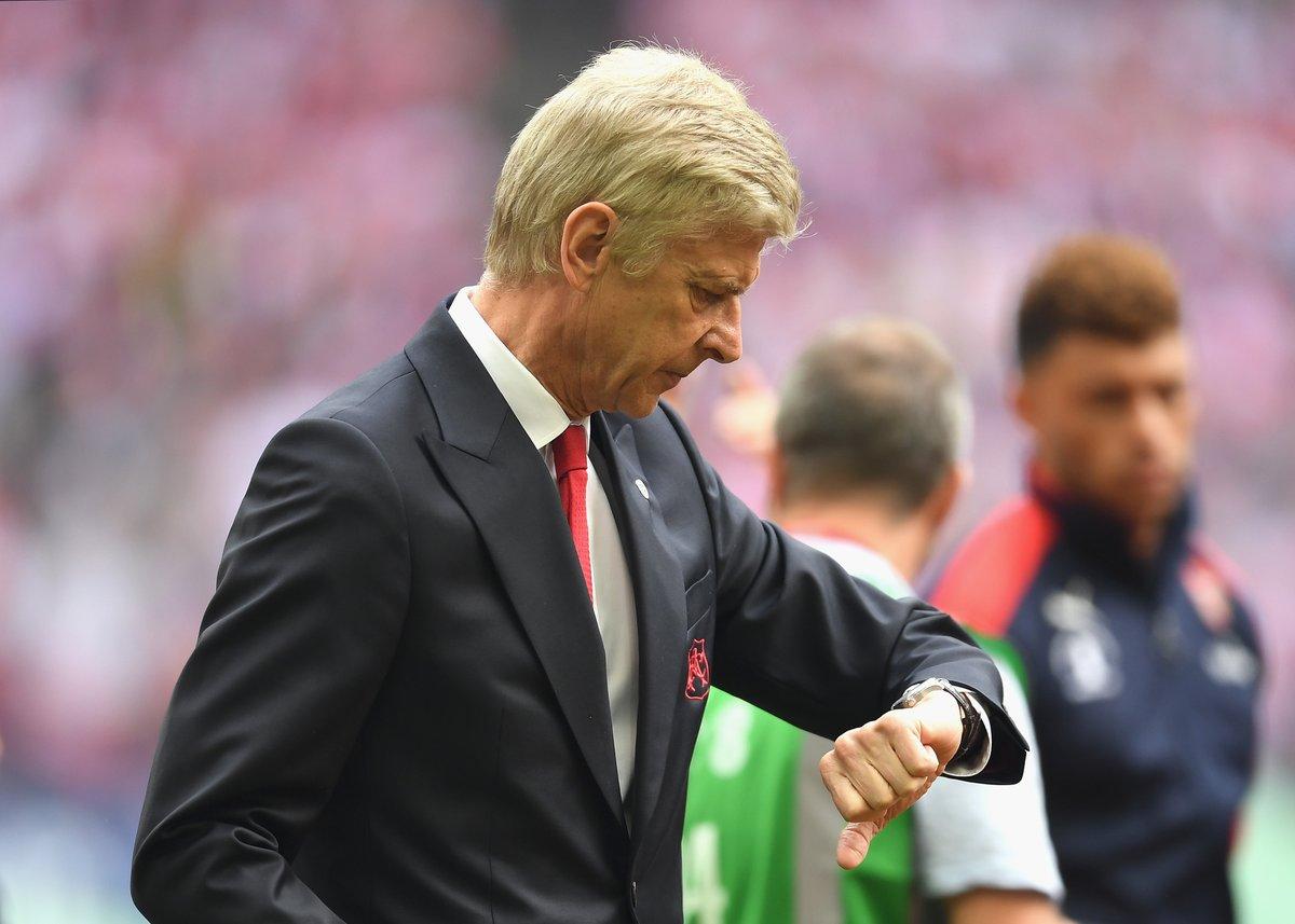 Wenger: Tương lai của tôi sẽ được quyết định tuần tới