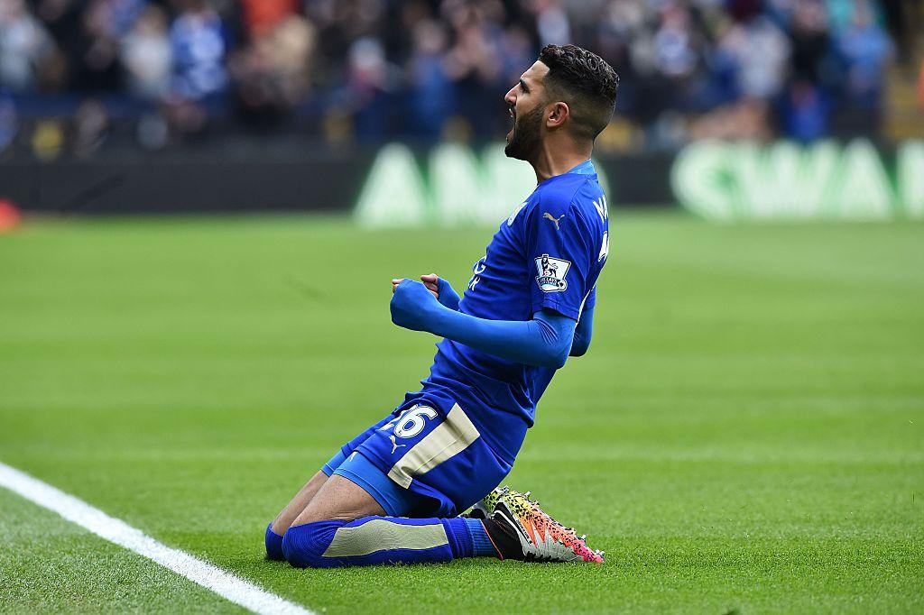 Chelsea nhập cuộc đua Riyad Mahrez  - Bóng Đá
