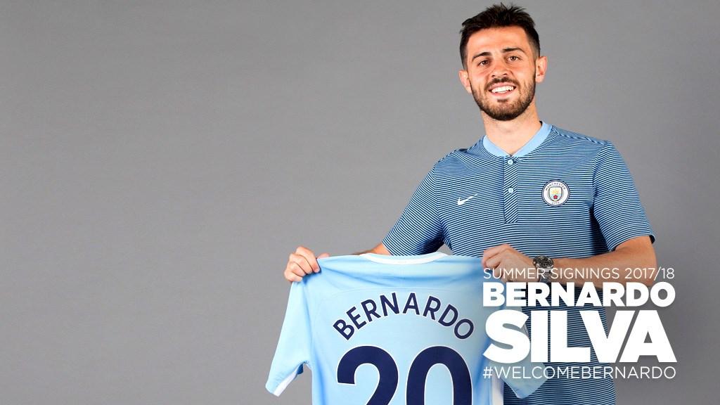 Bernardo Silva: Từ 'viên đá nhỏ' đến ma thuật Guardiola - Bóng Đá
