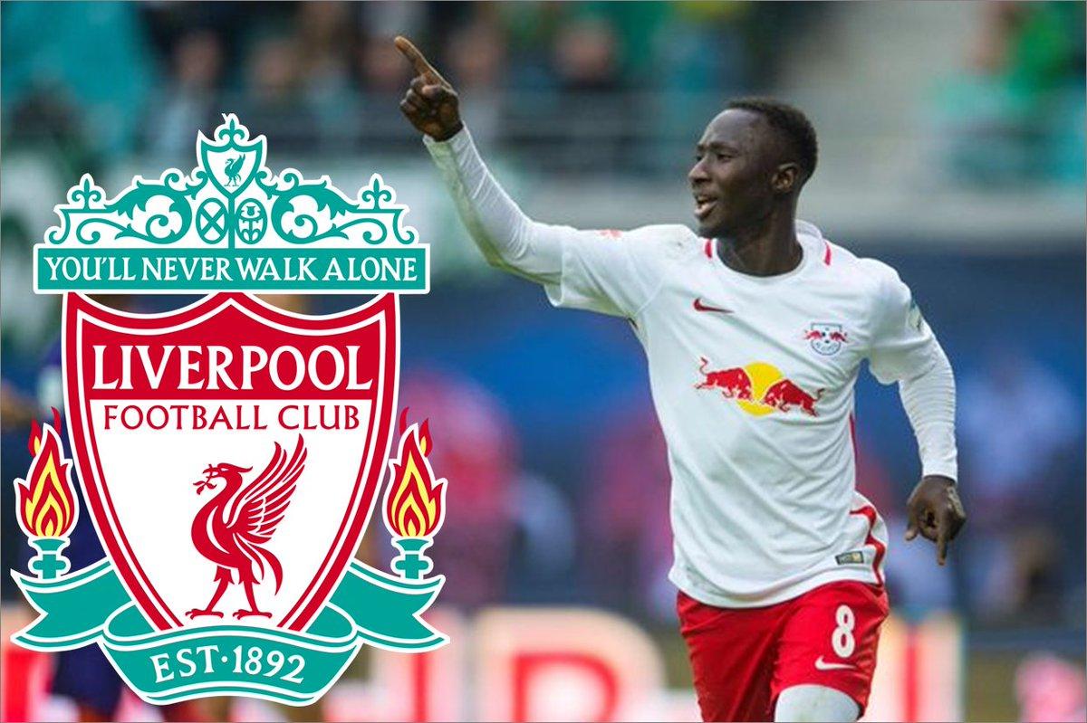 Liverpool ra giá khủng, RB Leipzig từ chối - Bóng Đá