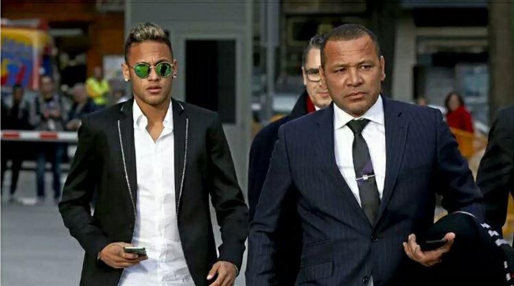 Bí mật vụ Neymar: