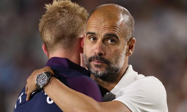 Không vô địch, Guardiola sẽ bị sa thải