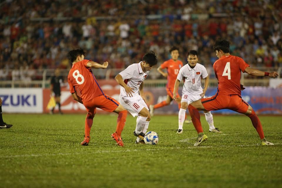 TRỰC TIẾP U22 Việt Nam vs Ngôi sao K-League: Thuốc thử liều cao - Bóng Đá