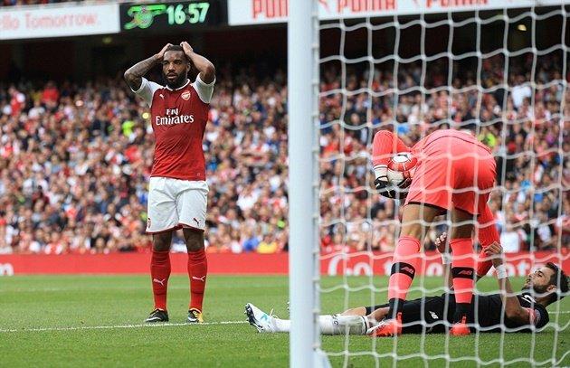 Với Arsenal, Lacazette là mảnh ghép cuối cùng - Bóng Đá
