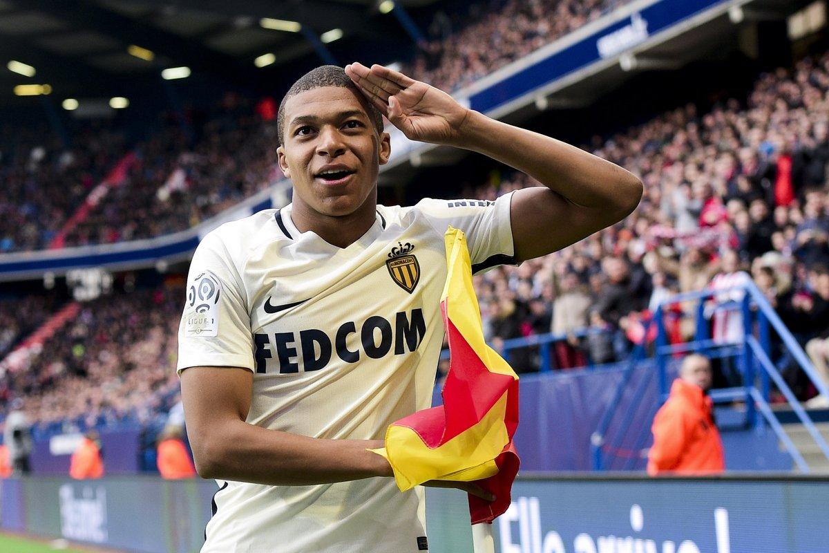 SỐC: Mbappe nổi giận, muốn rời Monaco - Bóng Đá