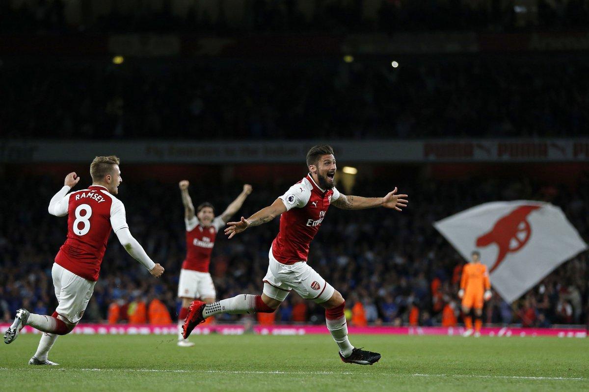 Lacazette nổ súng, Arsenal hạ Leicester City đầy kịch tính - Bóng Đá