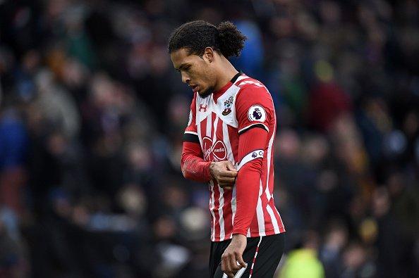 Southampton vẫn cứng rắn với Van Dijk - Bóng Đá
