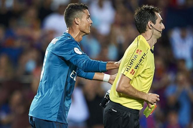 TOÀN CẢNH án phạt của Ronaldo: Khi Real tuyên chiến! - Bóng Đá