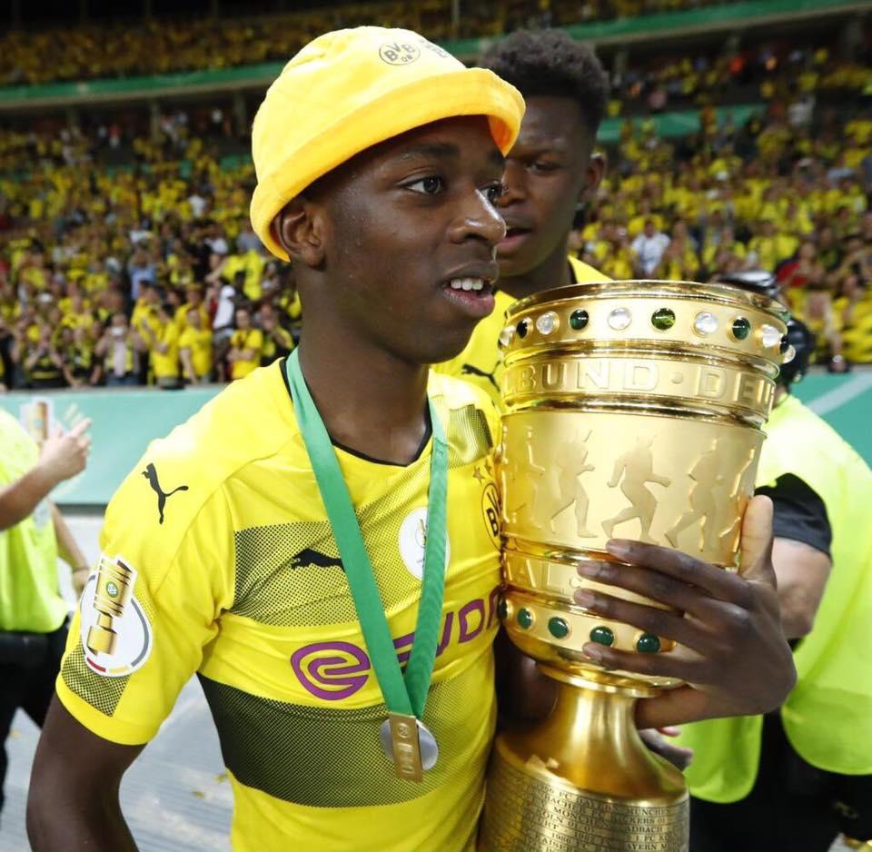Dortmund giận dữ, Barca khó mua Dembele - Bóng Đá