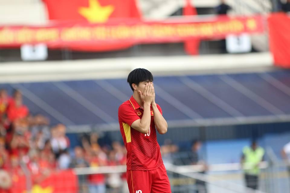 Phạm nhiều sai lầm, U22 Việt Nam thảm bại trước U22 Thái Lan - Bóng Đá