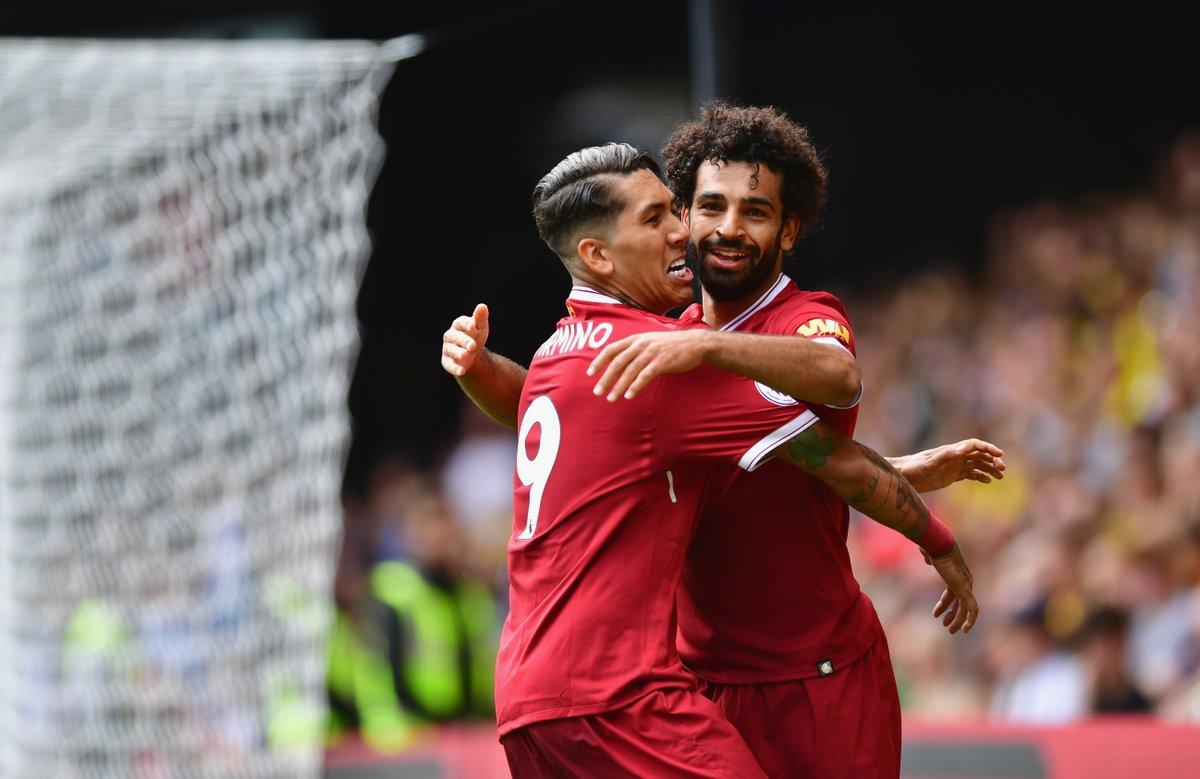 TRỰC TIẾP Liverpool 1-0 Arsenal: Firmino mở tỷ số - Bóng Đá