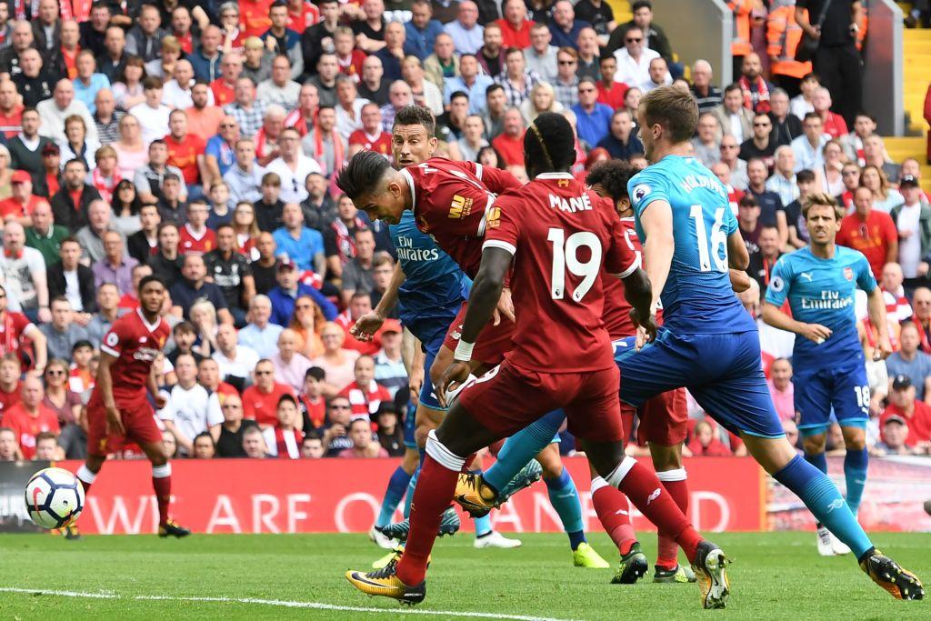 Arsenal Liverpool - Bóng Đá