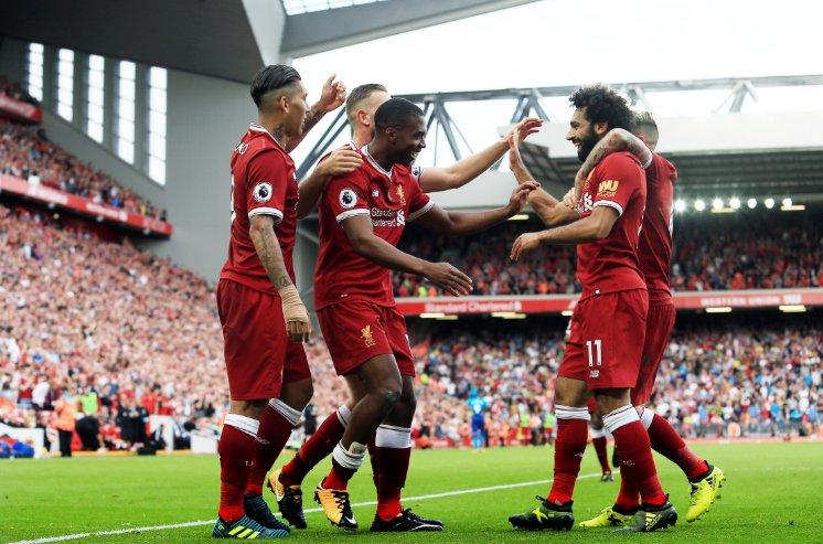 TRỰC TIẾP Liverpool 4-0 Arsenal: Arsenal chịu trận (Hết giờ) - Bóng Đá
