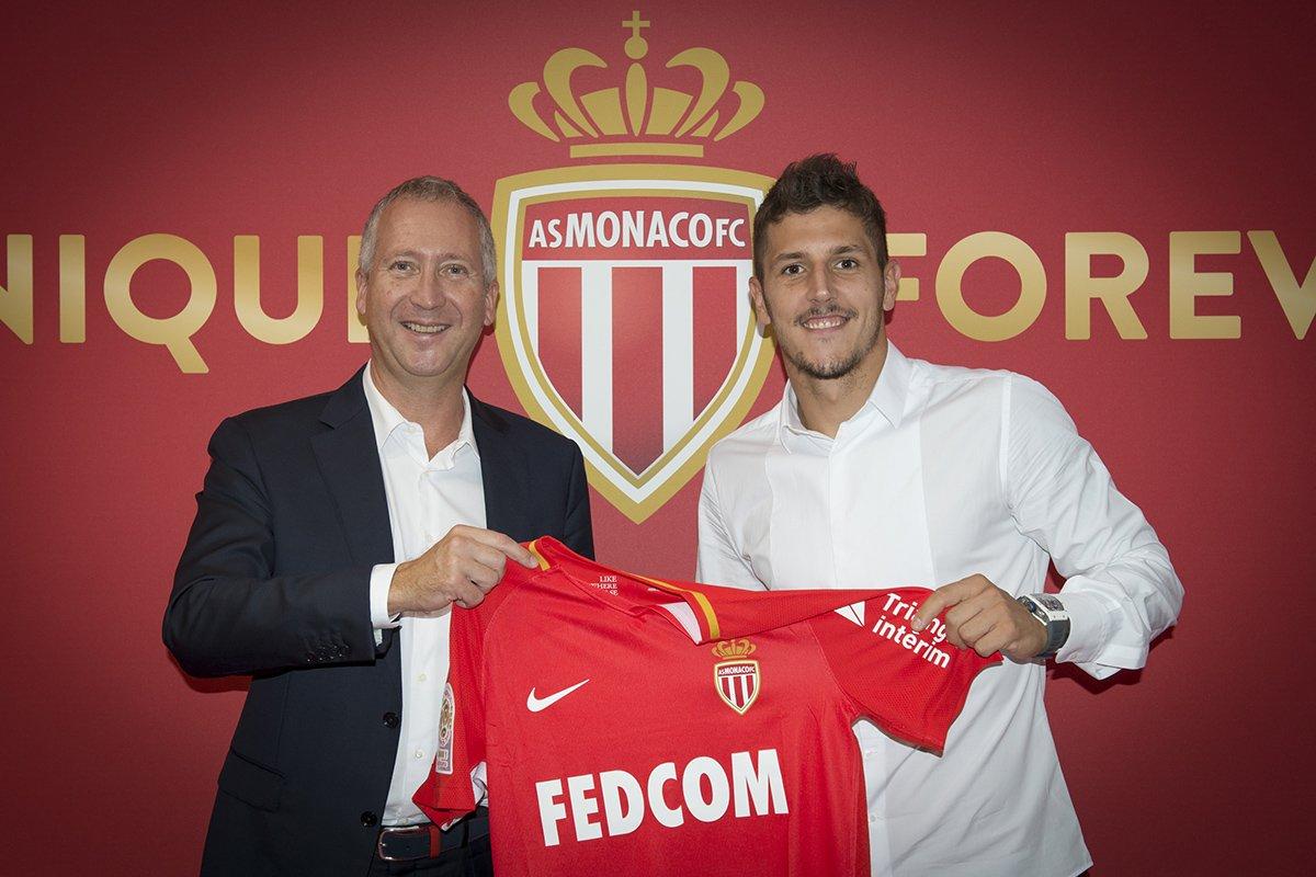 CHÍNH THỨC: AS Monaco có Stevan Jovetic - Bóng Đá