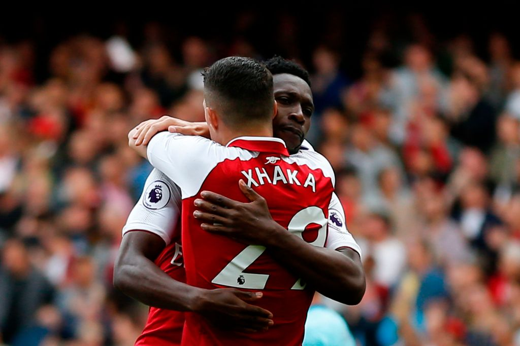 TRỰC TIẾP Arsenal 1-0 Bournemouth: Welbeck mở điểm (Hiệp 1) - Bóng Đá
