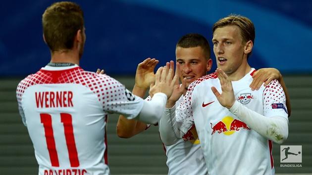 RB Leipzig 1-1 AS Monaco: Cân não - Bóng Đá