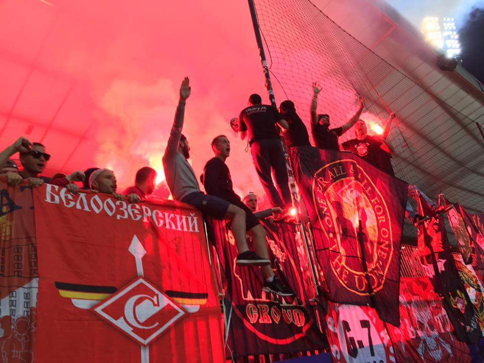 CĐV Spartak Moscow