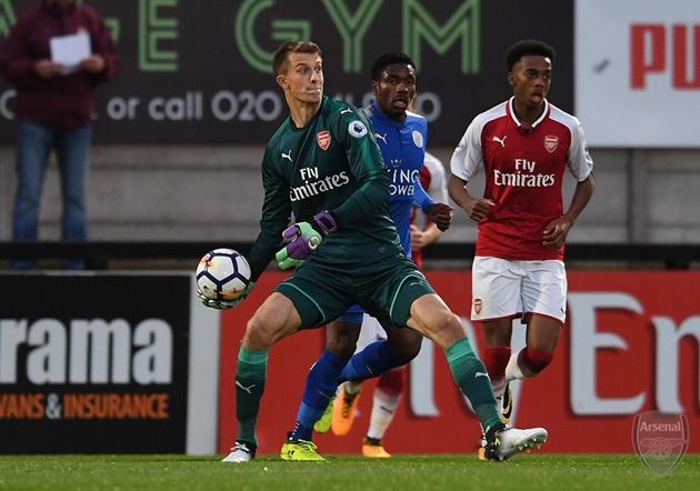 Calum Chambers tái xuất, đội trẻ Arsenal tiếp tục thăng hoa - Bóng Đá