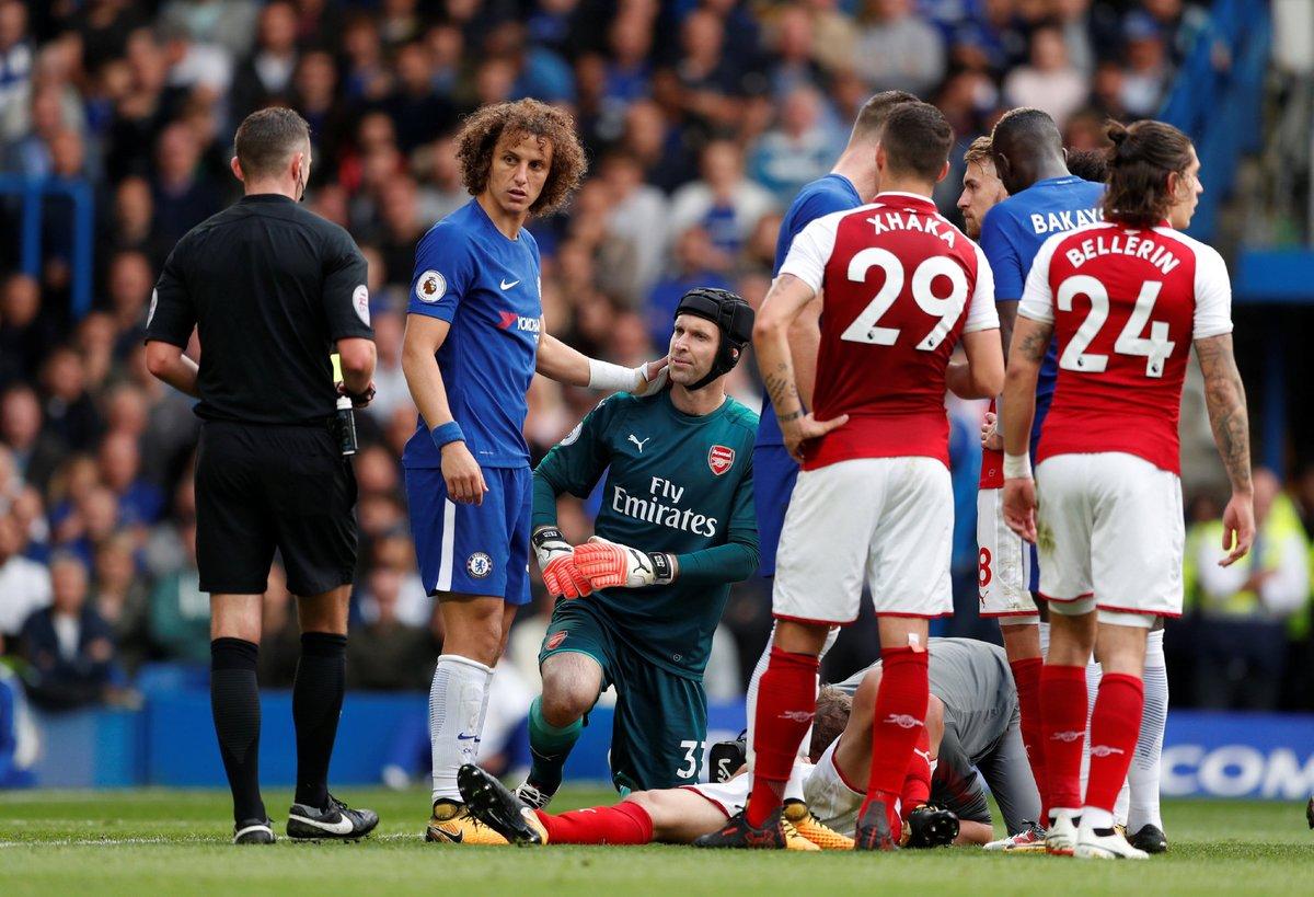 TRỰC TIẾP Chelsea vs Arsenal: David Luiz bị đuổi (Hiệp 2) - Bóng Đá