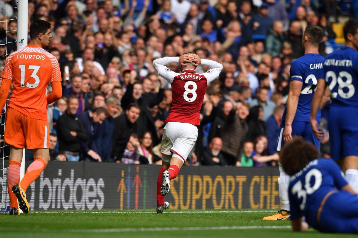 Hòa Chelsea, Wenger lớn tiếng khen học trò - Bóng Đá