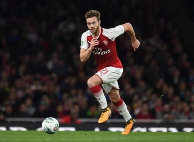 Vừa tái xuất, sao Arsenal đã gặp chấn thương - Bóng Đá