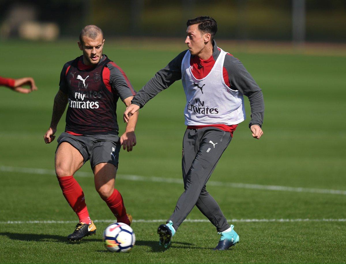 Mesut Ozil hối hả tập luyện, chờ đấu West Brom - Bóng Đá