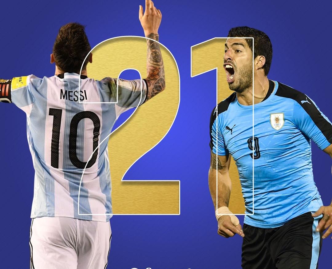 Song sát Messi-Suarez làm cỏ Nam Mỹ - Bóng Đá