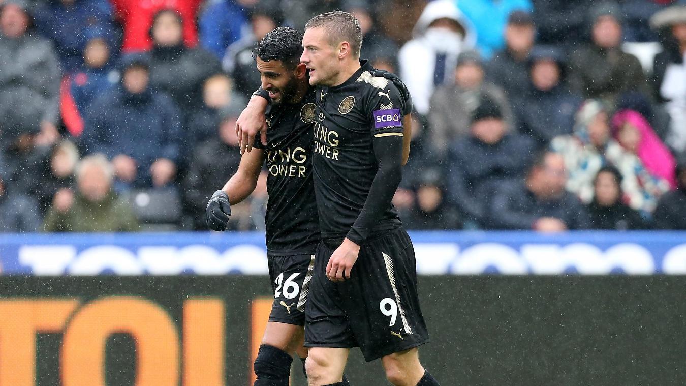 Swansea City 1-2 Leicester City: Bầy cáo ăn thịt thiên nga - Bóng Đá