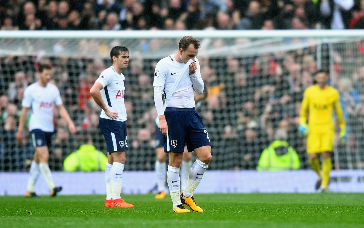 5 điểm nhấn Man Utd Tottenham: - Bóng Đá