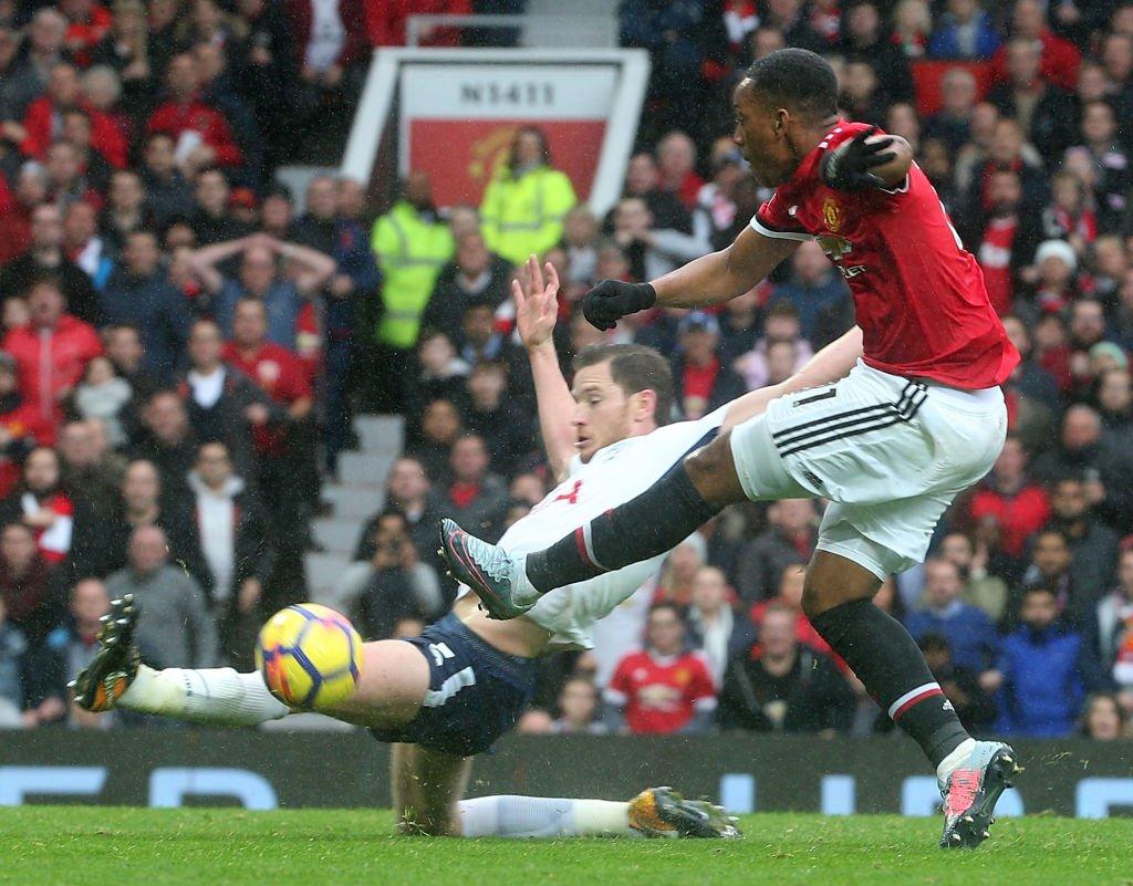 Man Utd hạ gục Tottenham: Cái lý của Mourinho! - Bóng Đá