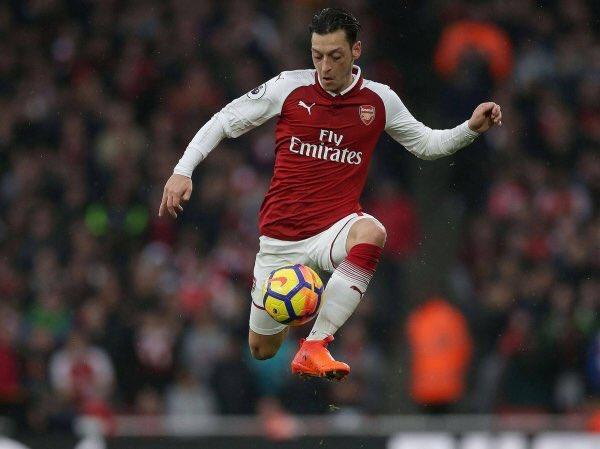 Tương lai Mesut Ozil: Barca, chân trời hứa hẹn - Bóng Đá