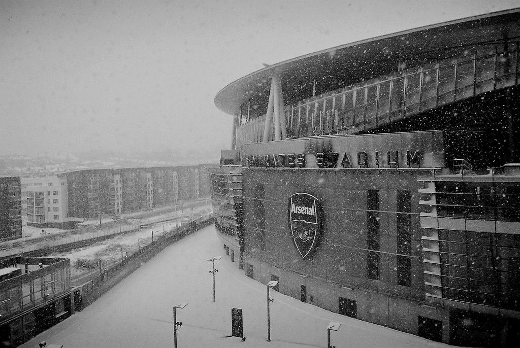 Mùa Đông khắc nghiệt, cơ hội duy nhất cho Arsenal? - Bóng Đá