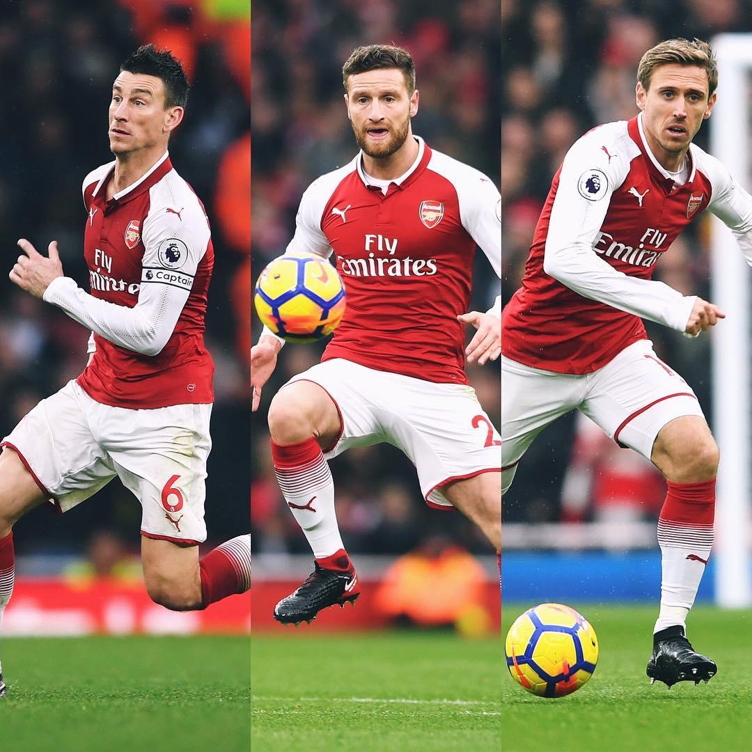 Có bộ ba này, Arsenal không bao giờ thua - Bóng Đá