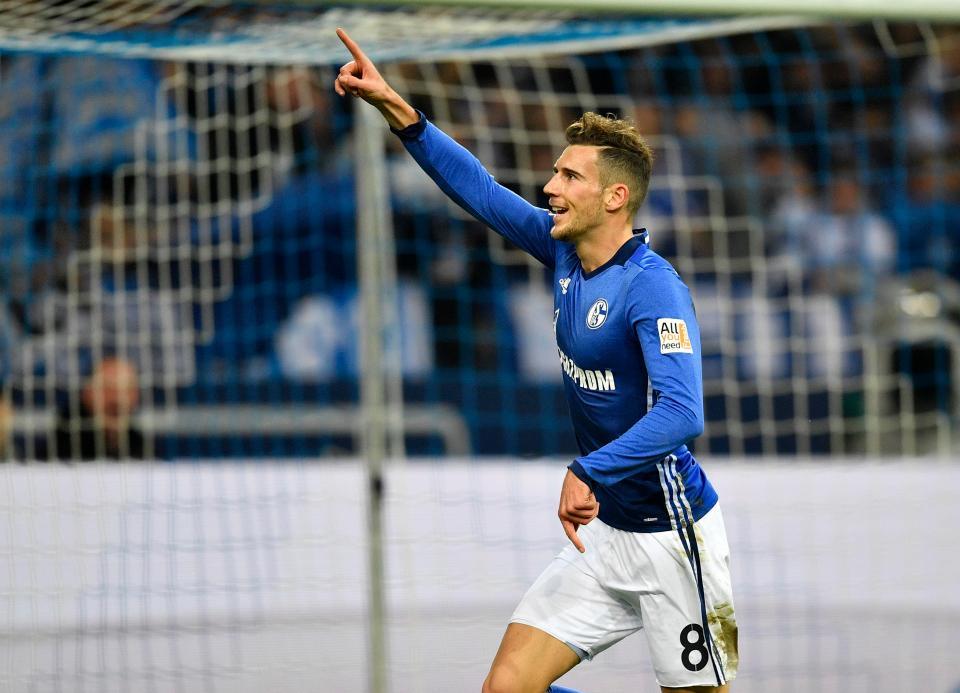NÓNG tương lai Leon Goretzka: Sự LẤP LỬNG của Schalke - Bóng Đá