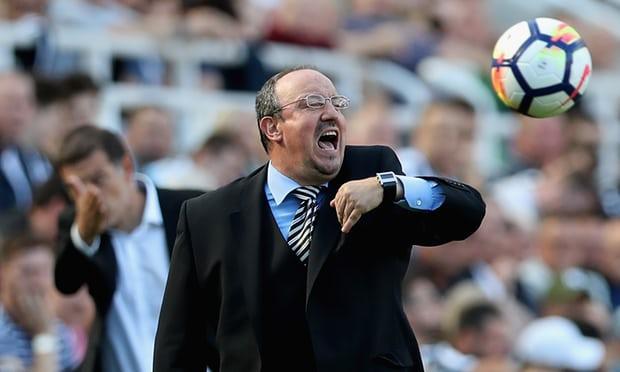 Newcaslte gặp sóng gió, Benitez vẫn vững tay chèo - Bóng Đá