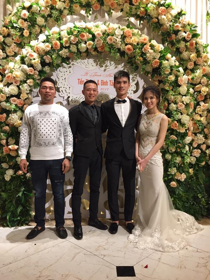 V-League kết thúc, cầu thủ Việt rủ nhau.. đám cưới - Bóng Đá