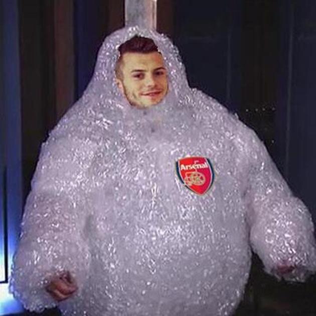 Jack Wilshere nhí nhố, Wenger cho thêm cơ hội - Bóng Đá