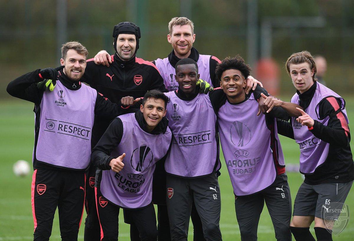 Vắng duy nhất 1 trụ cột, Arsenal sẵn sàng cho trận cuối Europa League - Bóng Đá