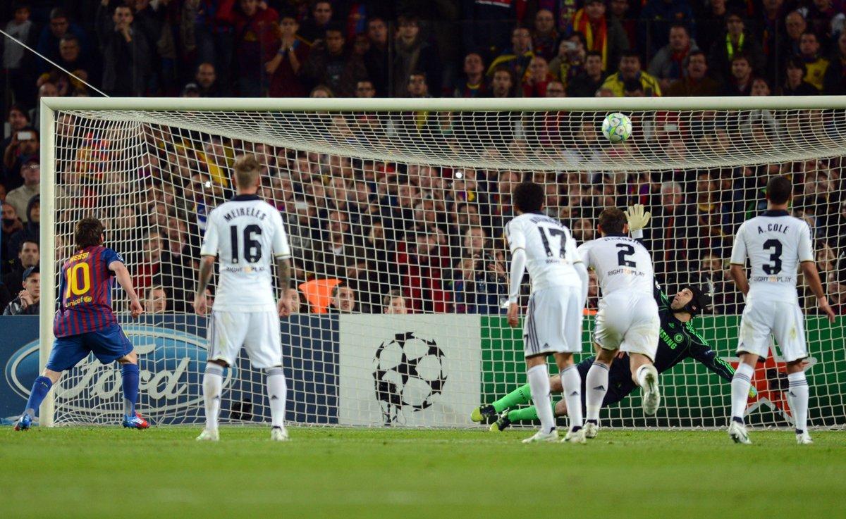 Lionel Messi, vì Chelsea là ám ảnh kinh hoàng - Bóng Đá