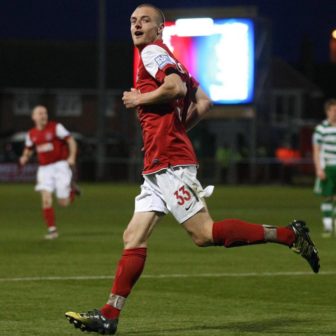 """Jamie Vardy tái ngộ """"ân nhân"""" ở vòng 3 FA Cup"""