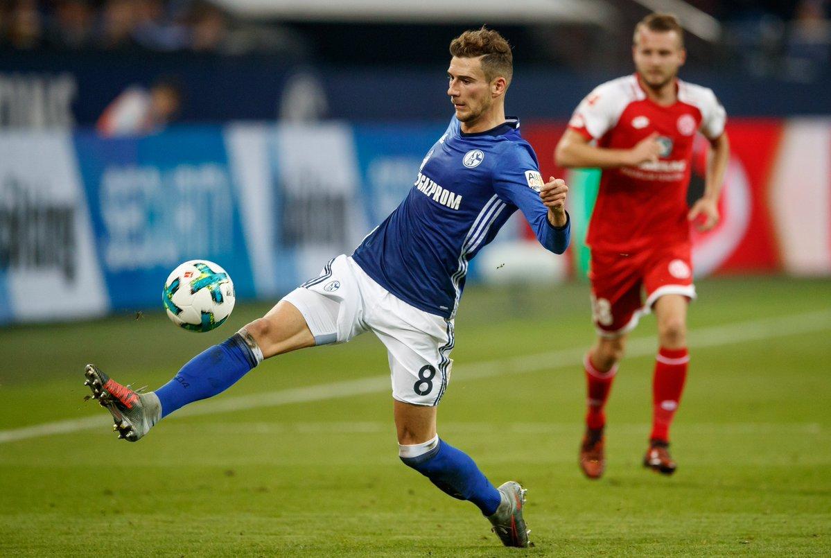 NÓNG: Leon Goretzka từ chối đại gia Anh, đến Bayern Munich - Bóng Đá