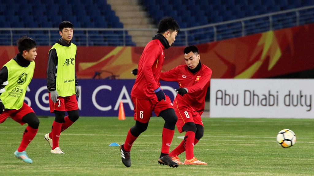Lịch thi đấu của U23 Việt Nam tại VCK U23 châu Á 2018 - Bóng Đá