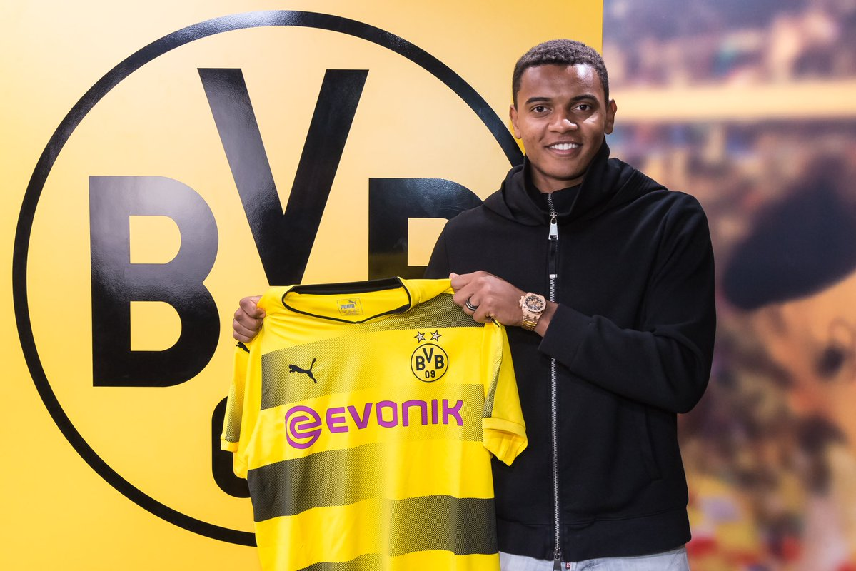 CHÍNH THỨC: Dortmund chiêu mộ van Dijk 2.0 với giá kỷ lục - Bóng Đá