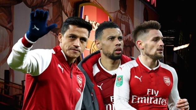 Chuyển động Arsenal: Mùa Đông điên rồ nhất - Bóng Đá
