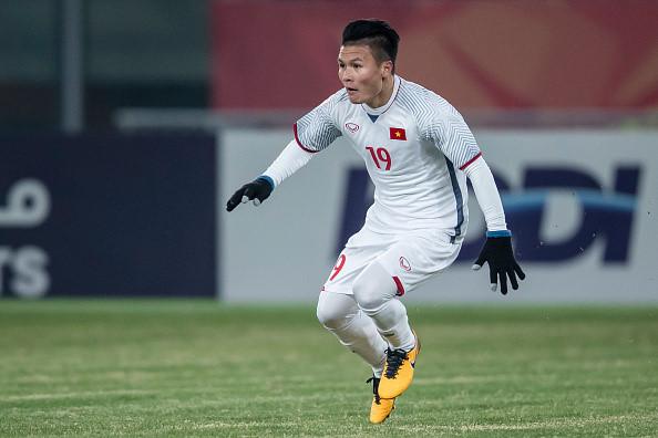 Quang Hải lọt top chân sút hay nhất U23 châu Á - Bóng Đá
