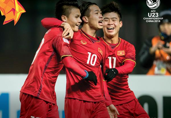 U23 Việt Nam quả cảm, ghi danh vào vòng 4 đội mạnh chất châu lục - Bóng Đá