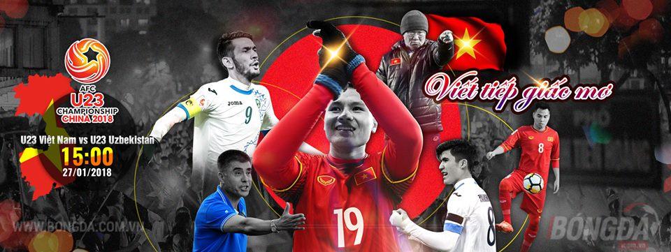 TRỰC TIẾP U23 Việt Nam vs U23 Uzbekistan: AFC quyết không hoãn trận đấu - Bóng Đá